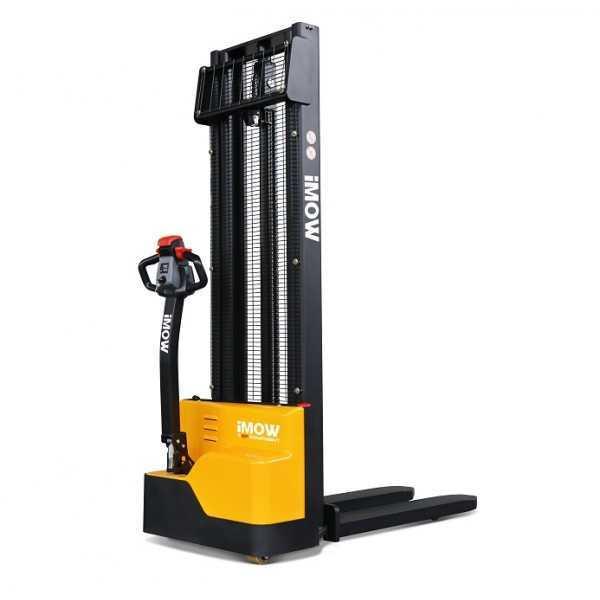 Elektrische stapelaar EST101, 1000 kg, vanaf 2700 mm