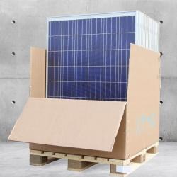 Pallets zonnepanelen stapelen: hoe doe je dat?