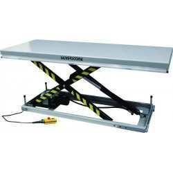 Elektrische heftafel 800x2000mm, LH=200-1000mm, cap500kg
