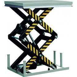 Elektrische heftafel 820x1300mm, LH=305-1780 mm, cap1000kg