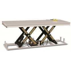 Elektrische lange heftafel 820x2500mm, LH=205-1000mm, cap2000kg