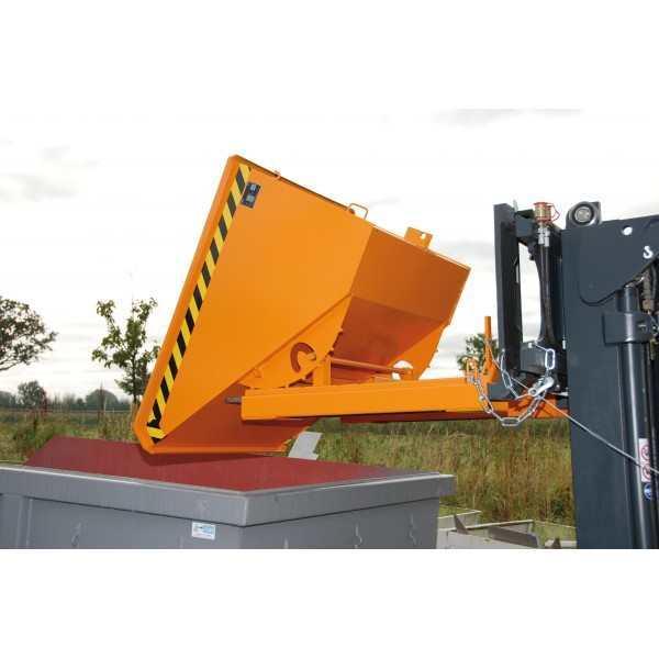 Kiepcontainer EXPO 600, 600 l, 1000 kg
