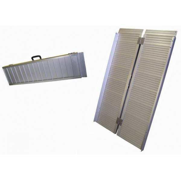Oprijplaat aluminium 270 kg