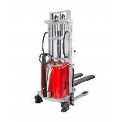 Semi-elektrische stapelaar EMS1016, 1000 kg, 1600 mm