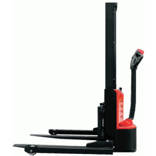 Elektrische breedspoorstapelaar ES12-25MM, 1200 kg, vanaf 1600 mm