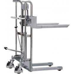 Manuele hydraulische stapelaar ST400-850, 400 kg, 850 mm