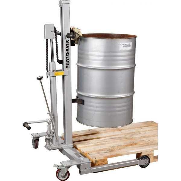 Hydraulische vatentiller, 300 kg